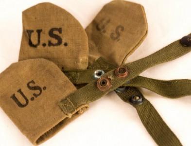 U.S. Langwaffen Original lauf Schutz zweiten Weltkrieges