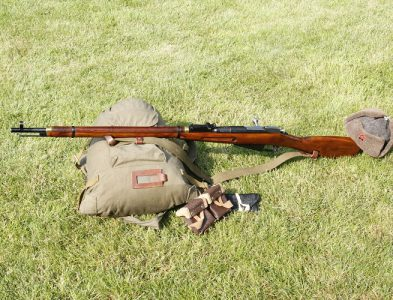 Mosin Nagant Model 1891-1830