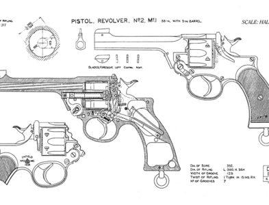 Enfield Revolver No.2 Mk.1